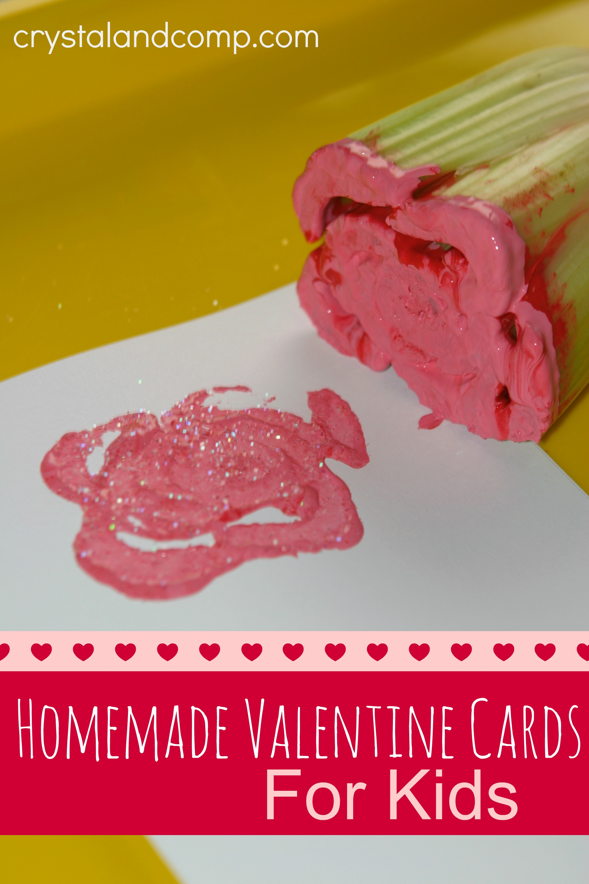 Homemade Valentine Cards for Kids – Valentines Cards from Kids