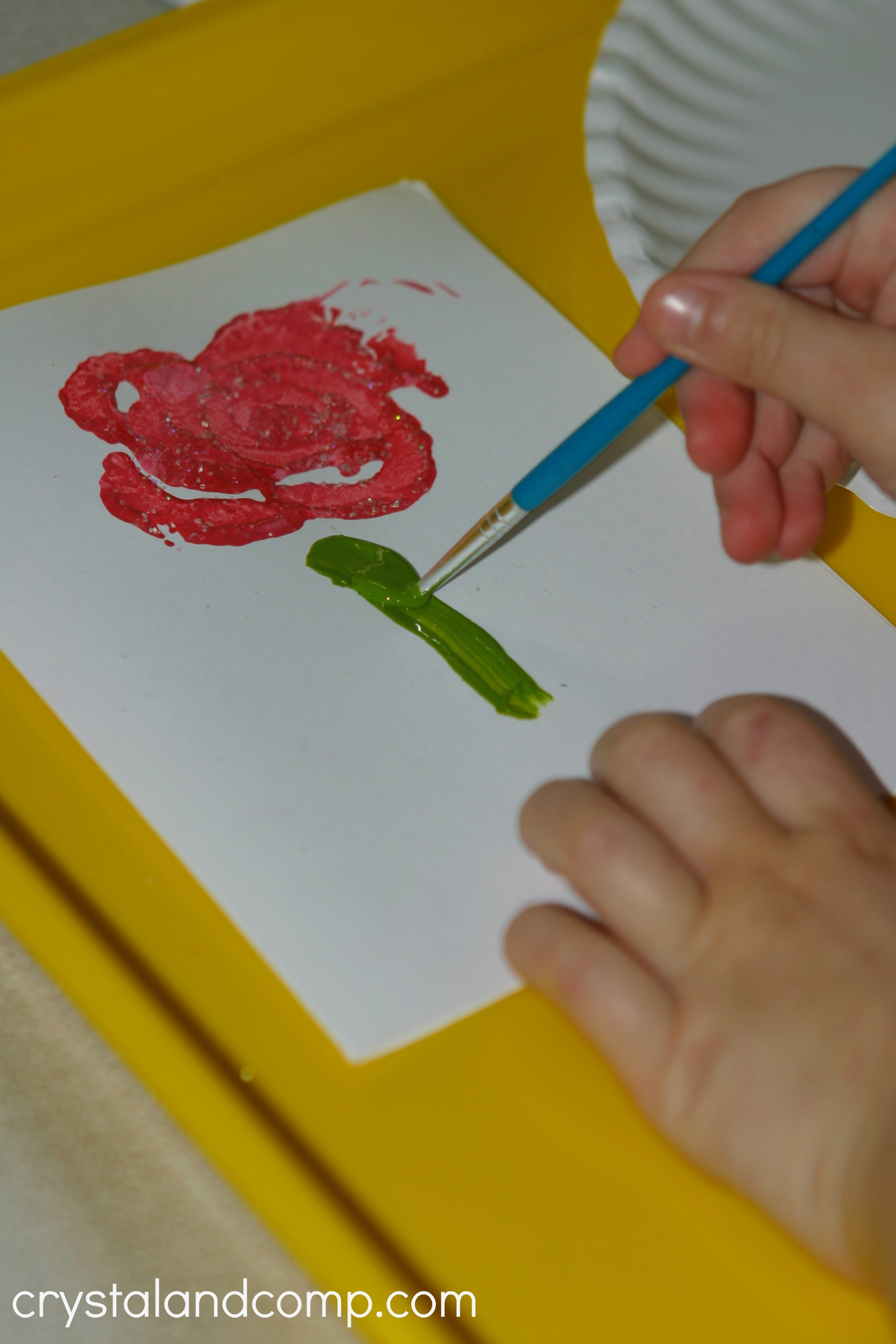 Homemade Valentine Cards for Kids – Valentine Cards Preschool
