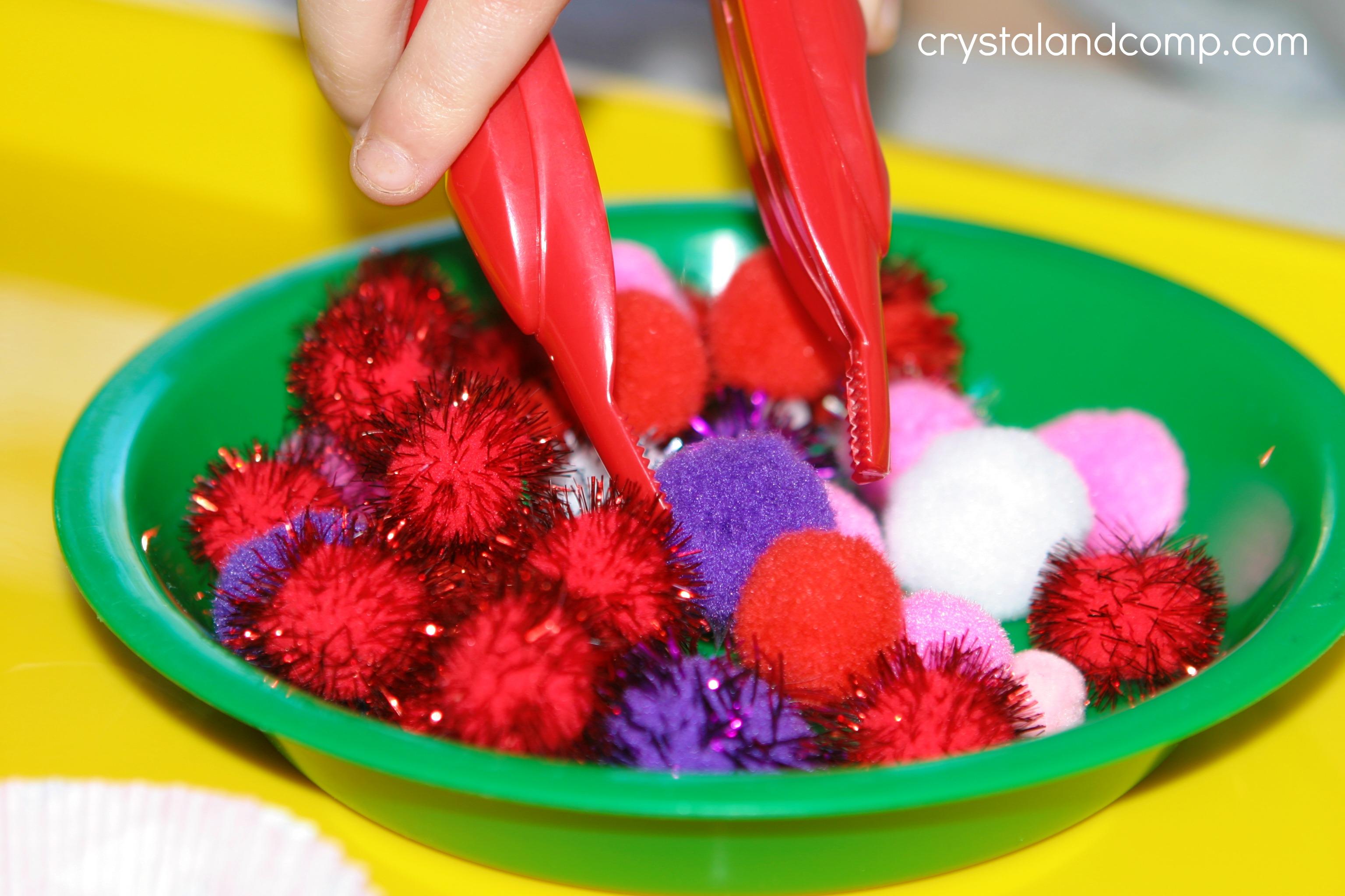 Preschool sorting activities for Fine motor activities for kindergarten