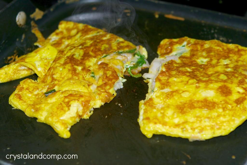 Best Omelet Ever