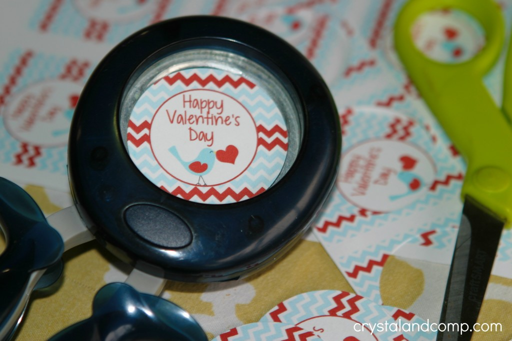 Printable Cupcake Toppers for Valentines Day