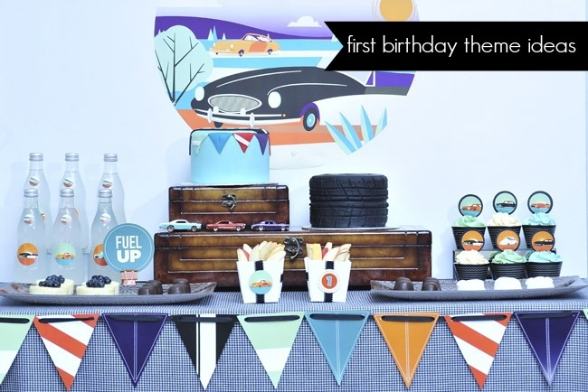 how to choose a first birthday party theme crystalandcomp com