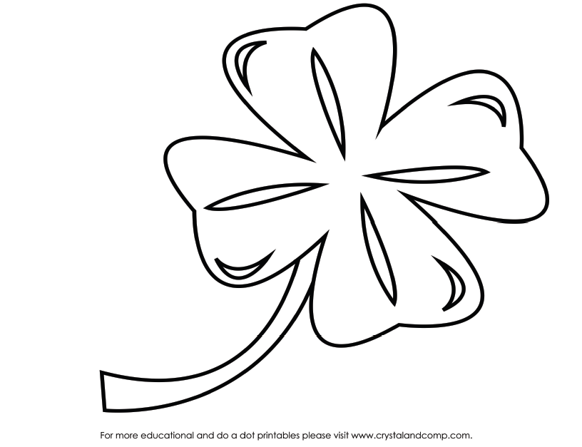 12 St. Patrick's Day Printable Coloring Pages for Adults & Kids ... | 627x816