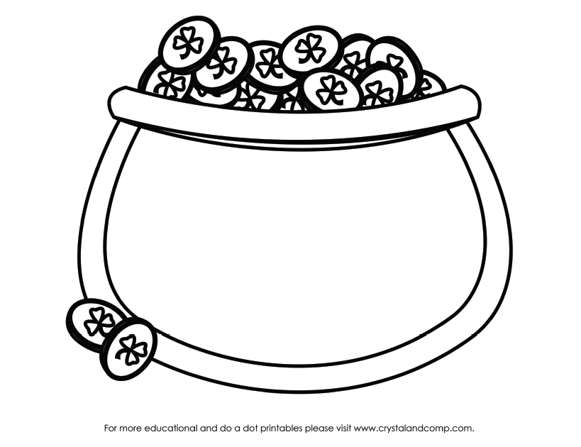 Glue coloring pages