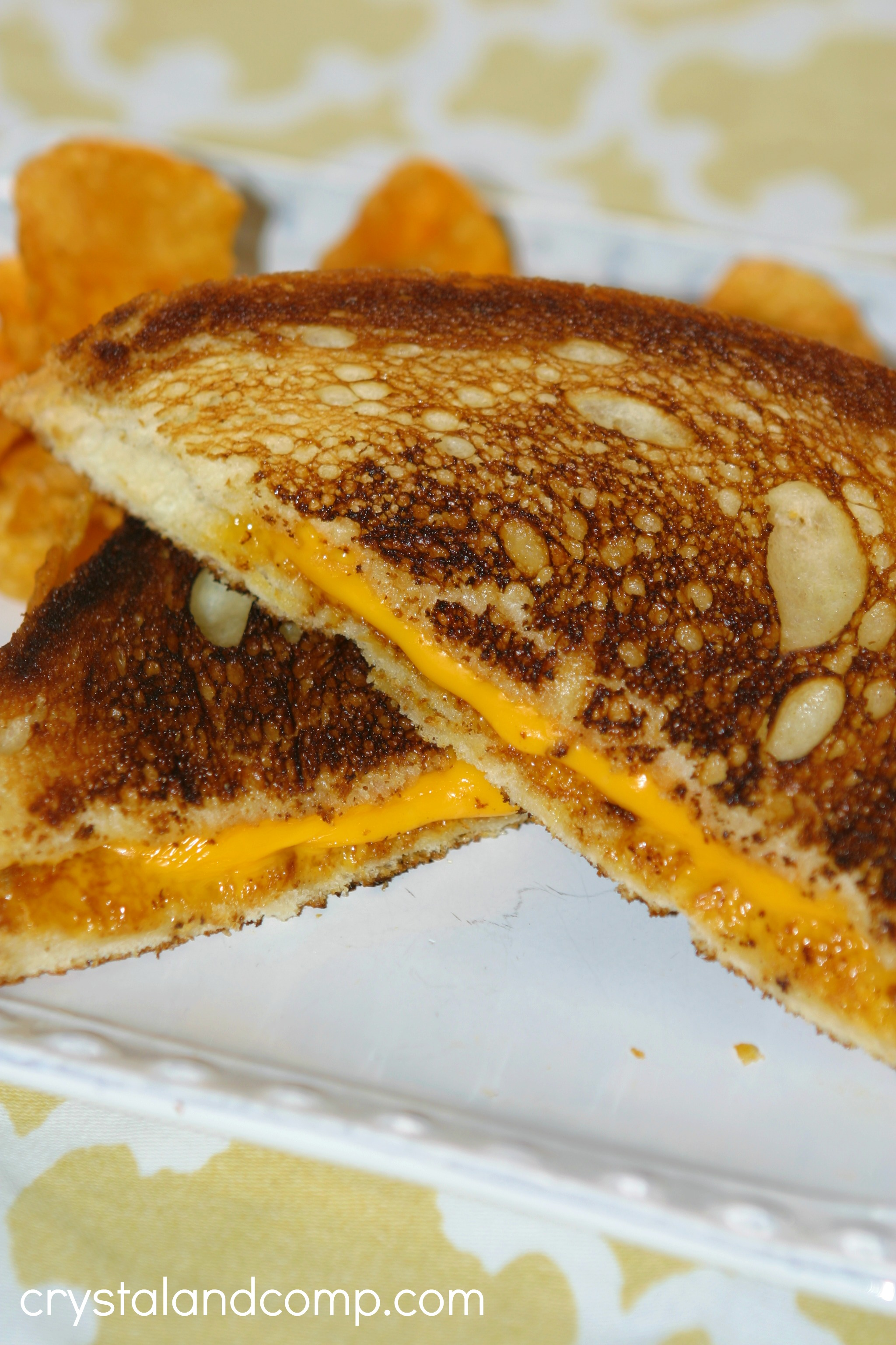 Pin Grilled Cheese Sandwich on Pinterest