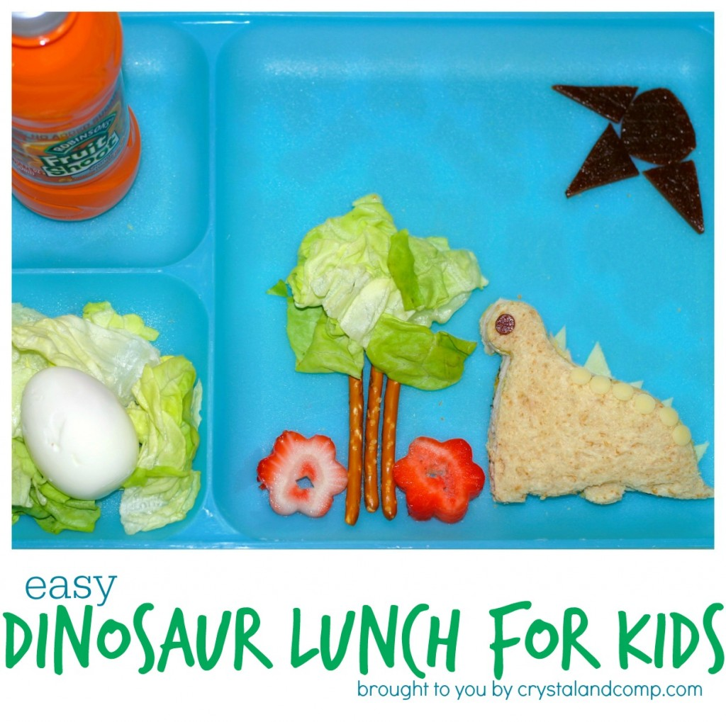 easy bento lunch idea for kids