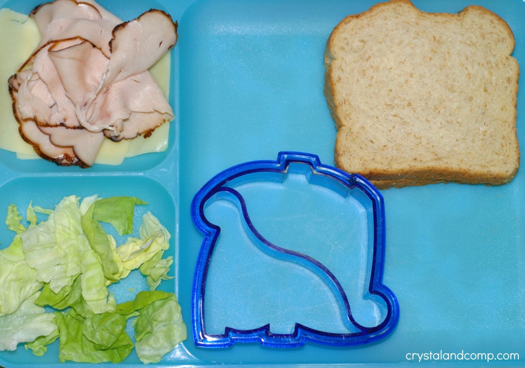 easy dino lunch