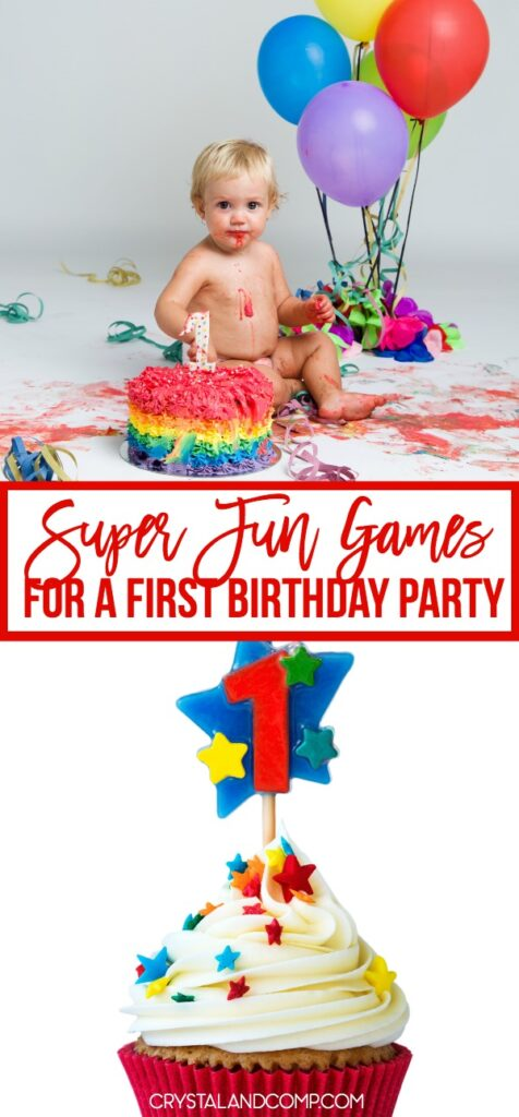 First Birthday Party Games And Activity Ideas Crystalandcomp Com
