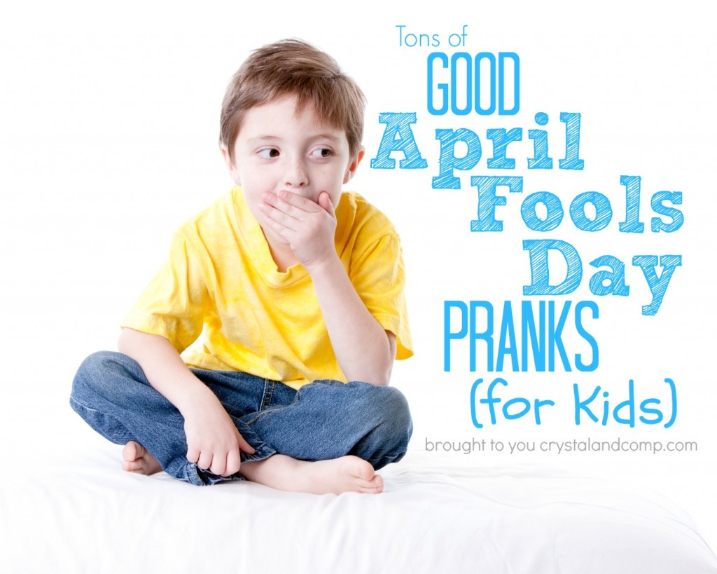 good april fools day pranks
