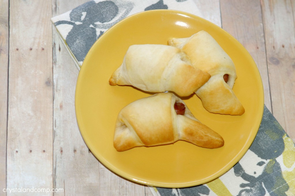 how to make organic pigs in a blanket