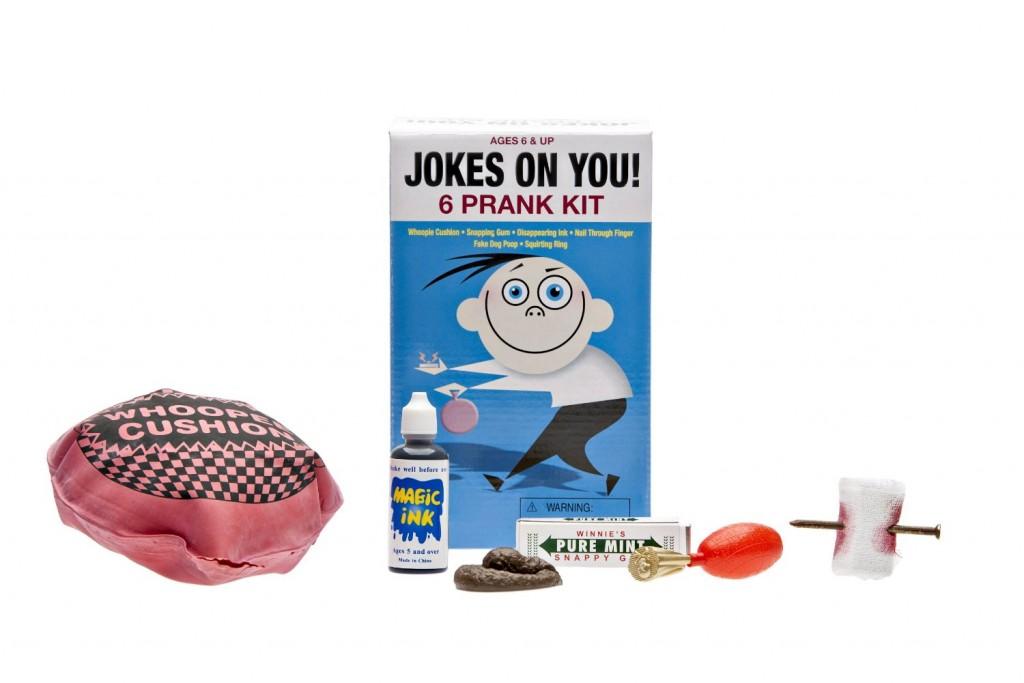 joke and prank kit