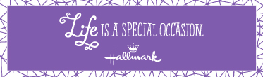 life is a special occasion hallmark