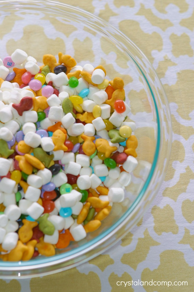 preschool Easter snack