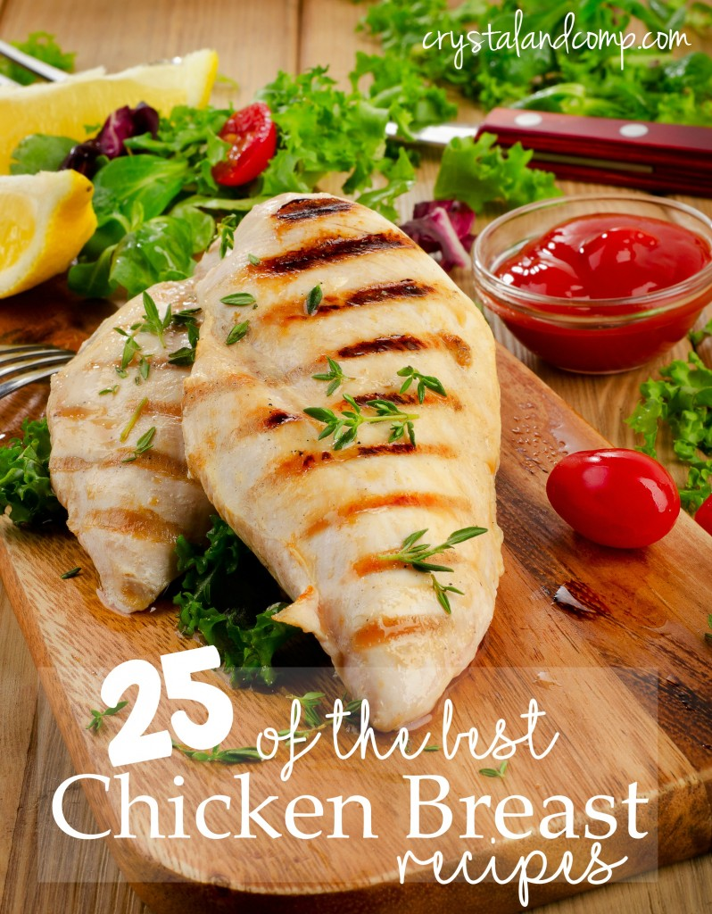 good chicken breast recipes