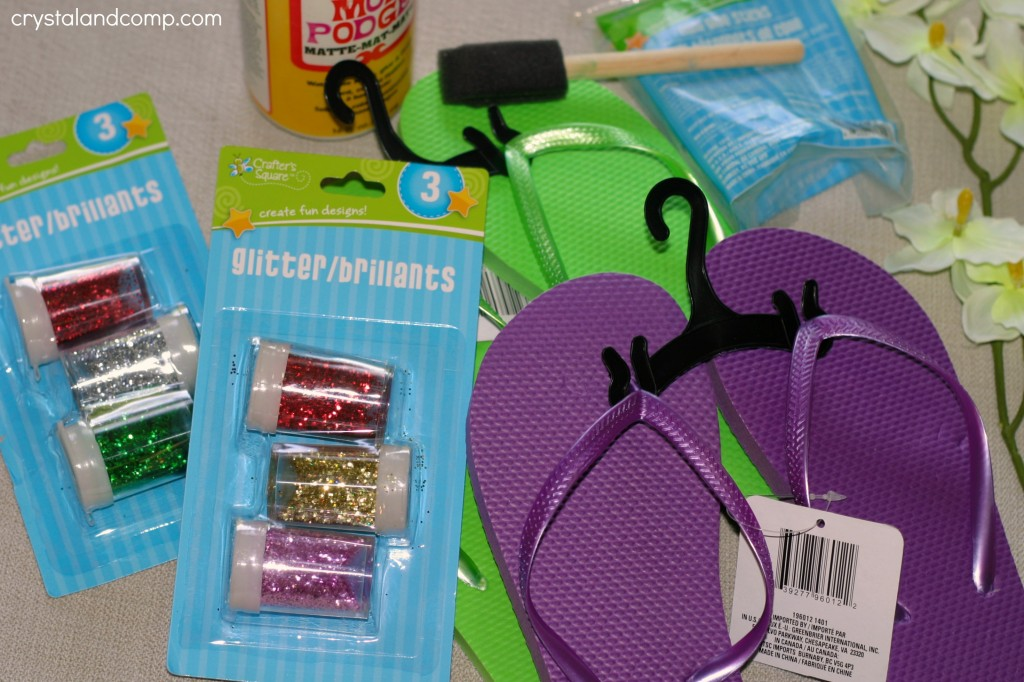 flip flop frenzy at dollar tree