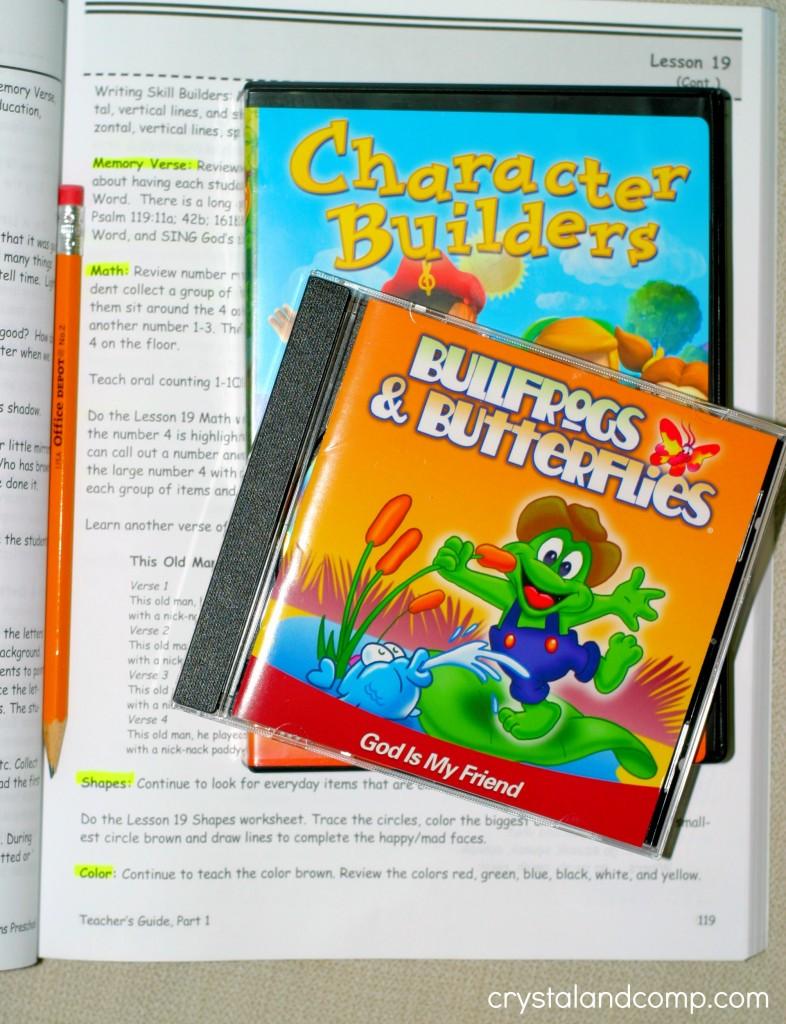 horizons preschool curriculum for homeschoolers