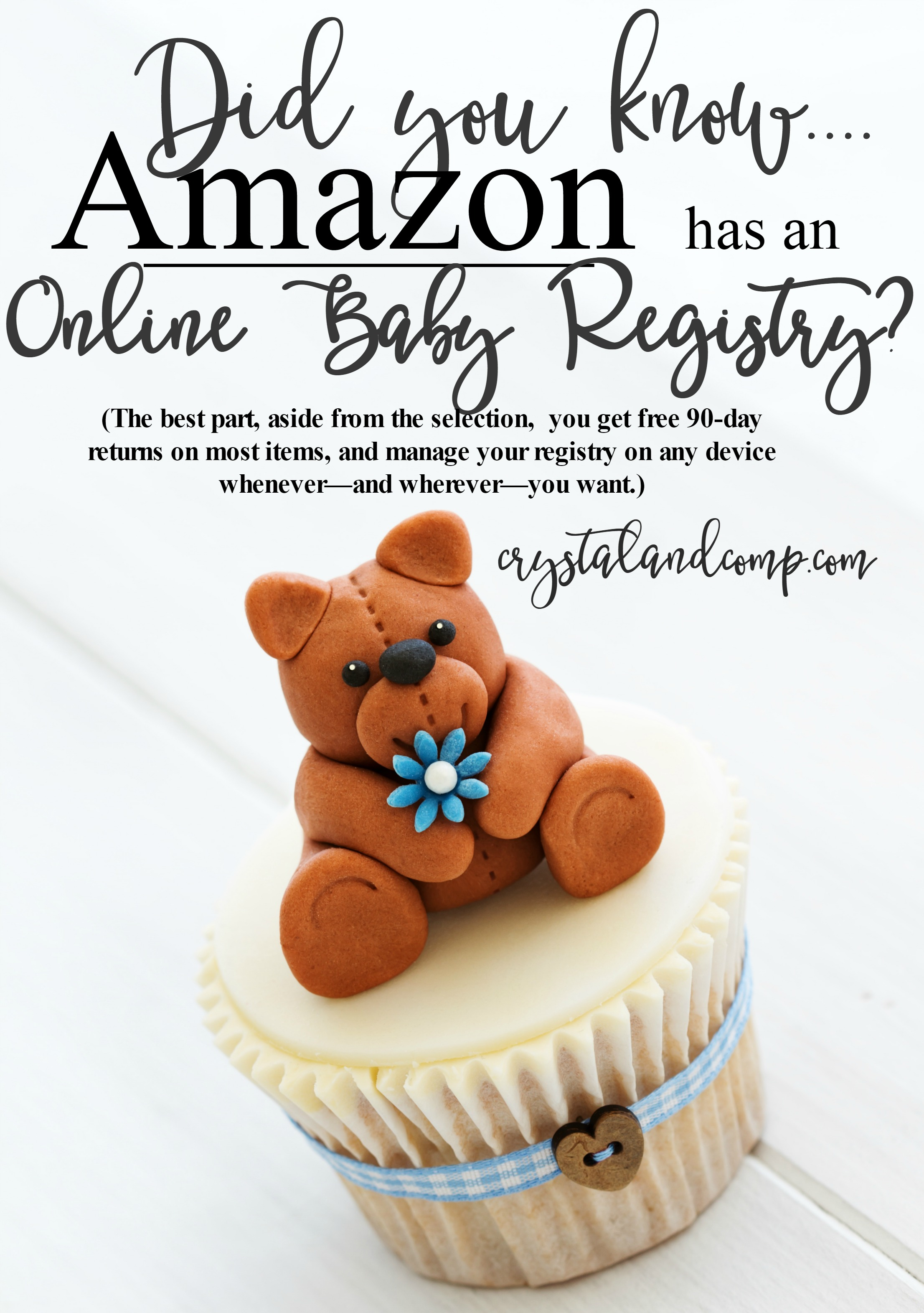 the best place for a baby shower registry