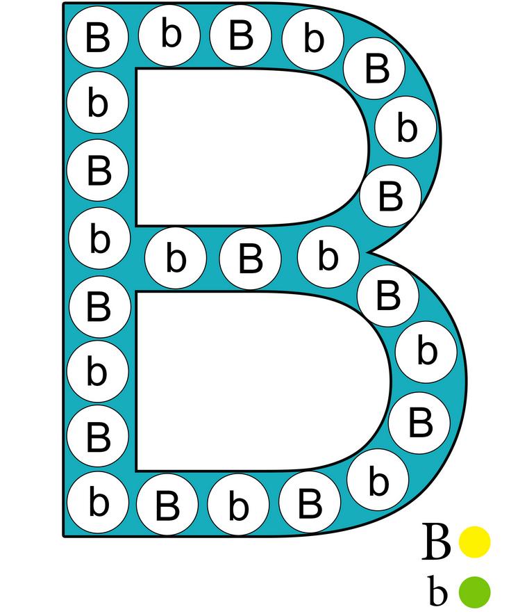 preschool do a dot printables bugs