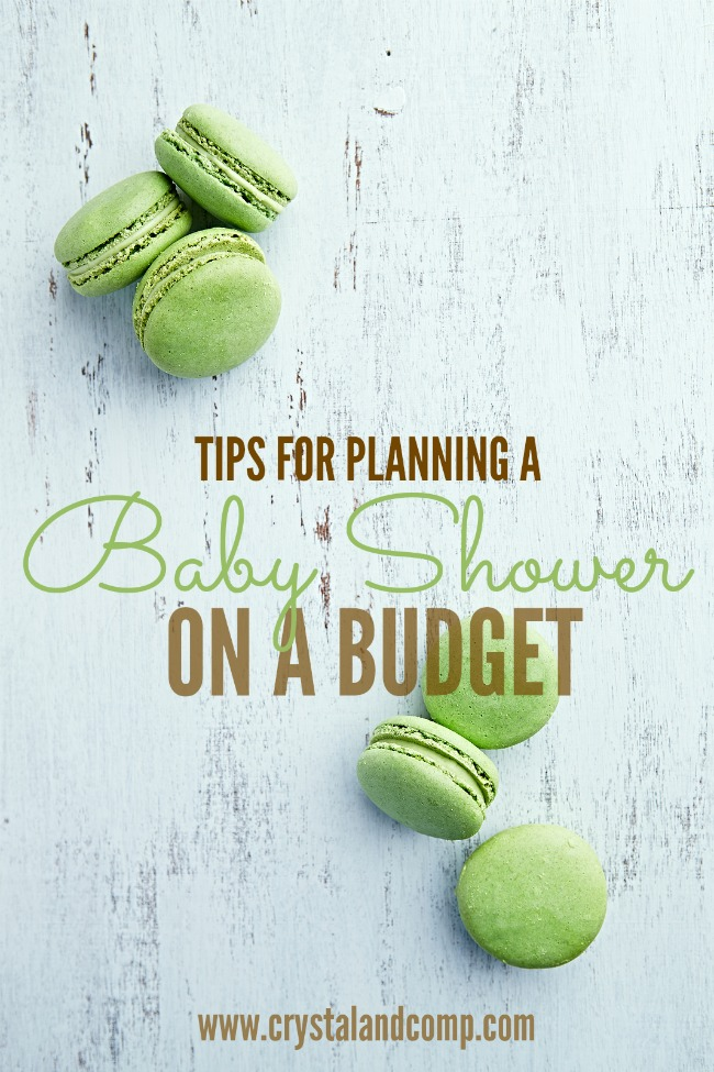 Baby Shower On A Budget Ideas ~ Tips for planning a baby shower on budget plus free
