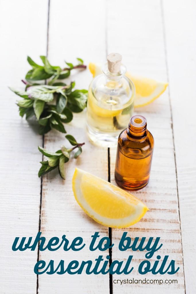 buy essential oils online