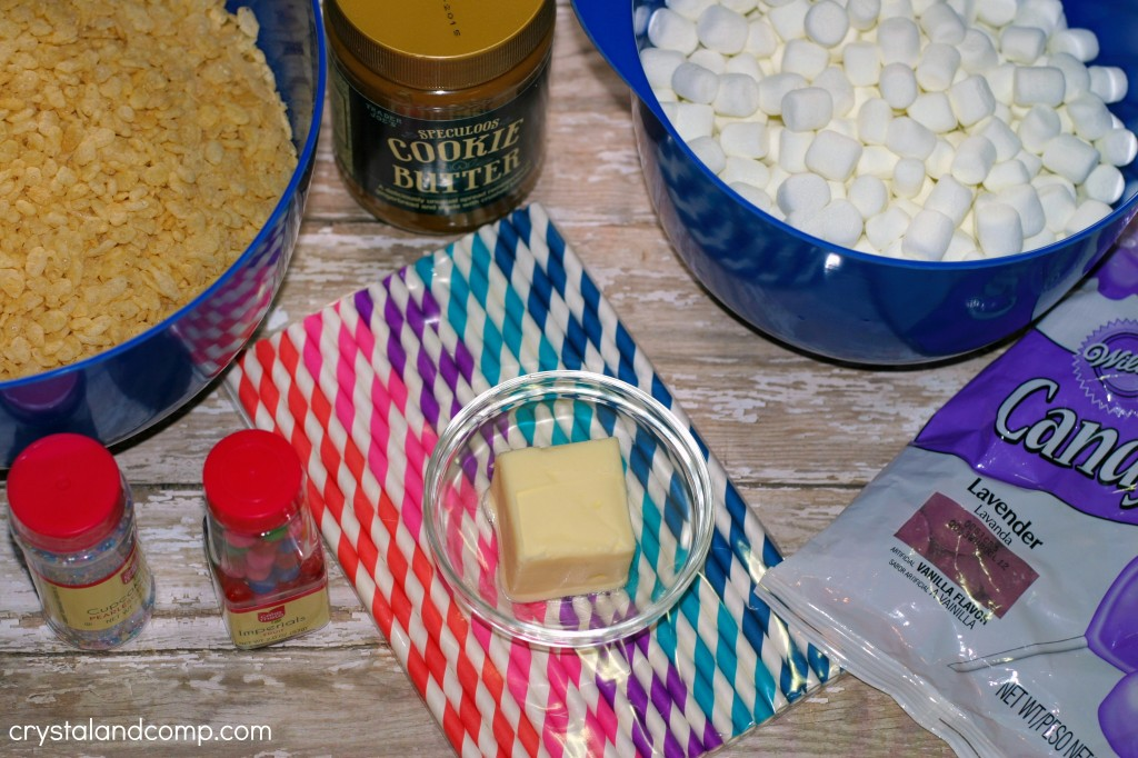 how to make rice krispy treats with trader joe's cookie butter