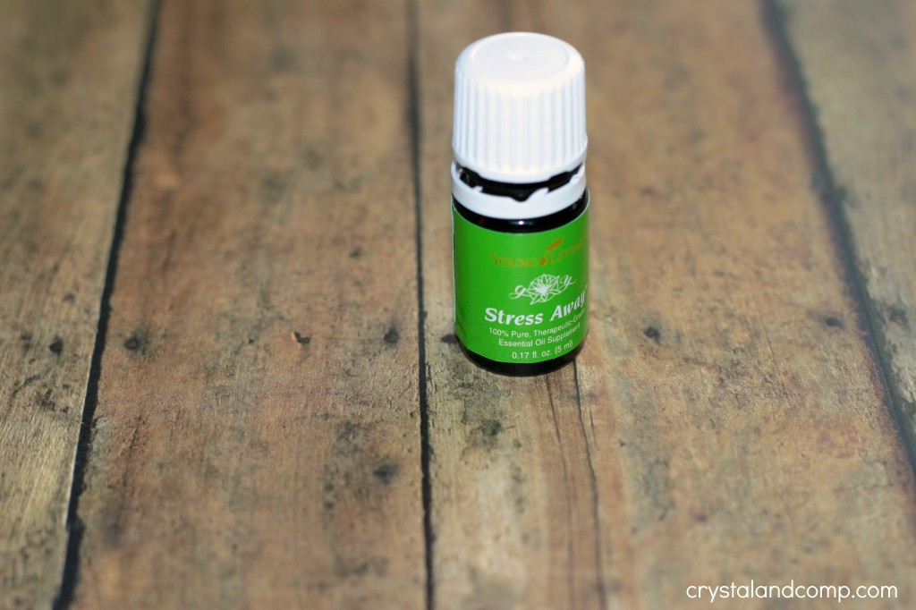 stress away essential oil from young living