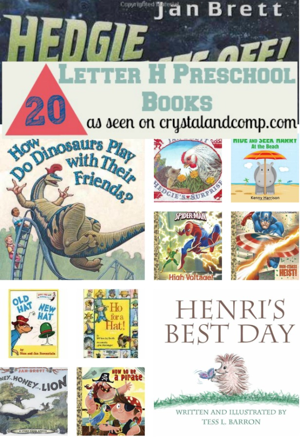 20 Books Children Must Read: Letter H