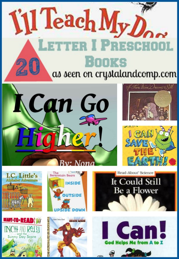 books children must read for the letter I