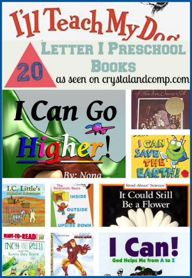 books children must read for the letter I