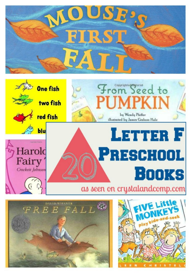 20 books children must read: letter Ff