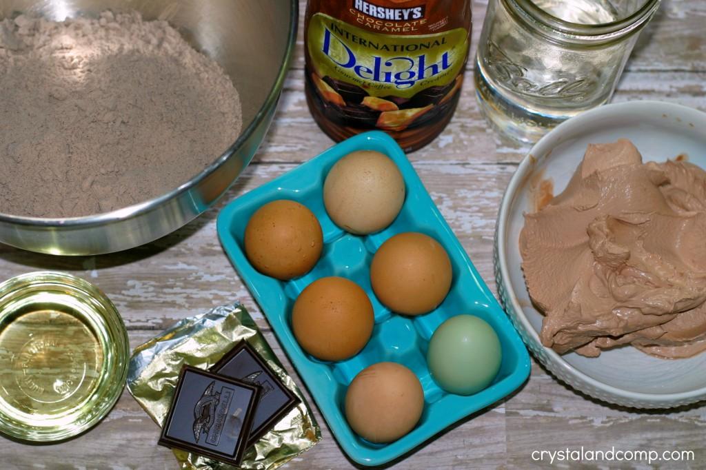 how to make a chocolate refrigerator cake