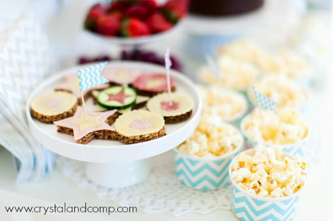 Ideas For Healthy Kids Party Food
