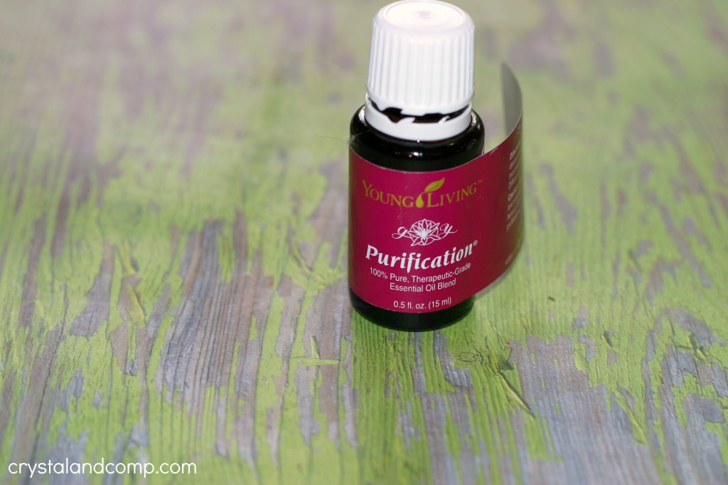 young living purification oil
