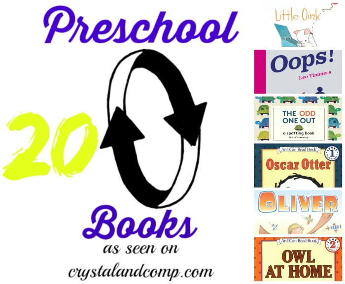 books children must read for the letter o