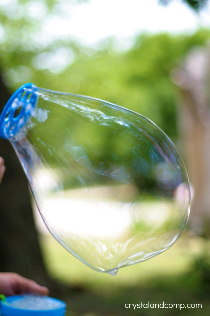 Homemade Bubble Recipe how to