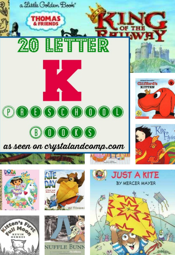 20 Letter K Books Children Must Read