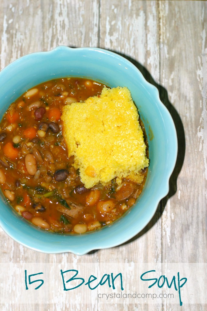 15 bean soup easy recipes