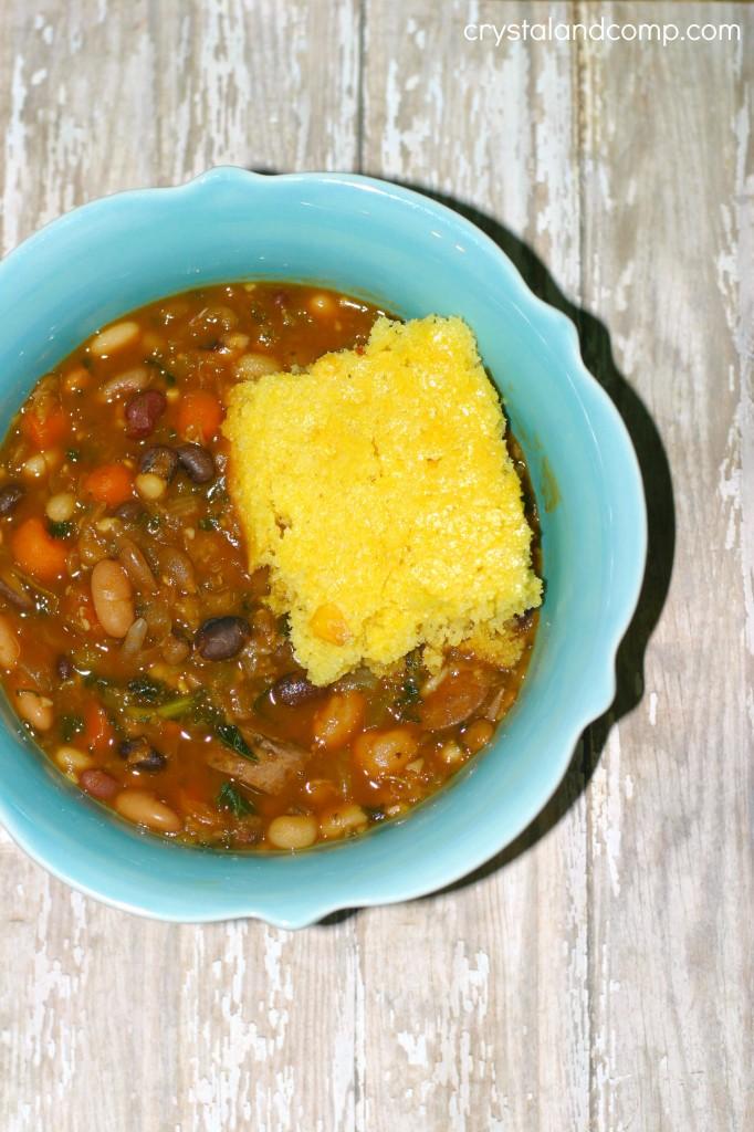 easy recipe homemade soup