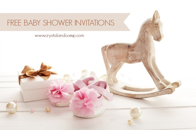 Printable Baby Shower Invitations – Free Baby Invitation Templates