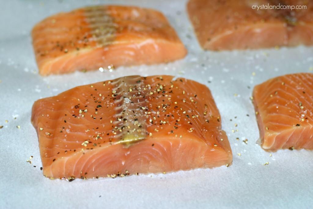 Easy Recipes: Yogurt Dill Salmon