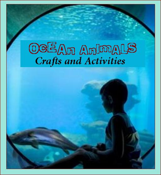 preschool ocean animals unit study