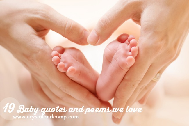 Baby Quotes and Poems