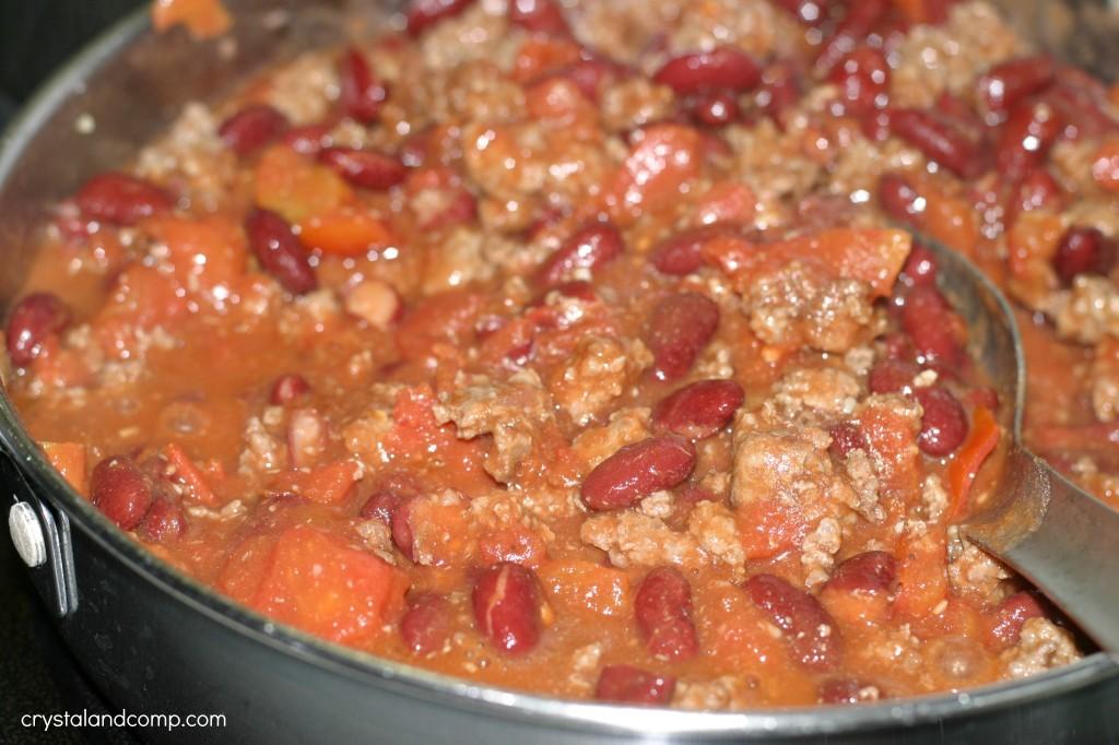 easy beef casserole recipe