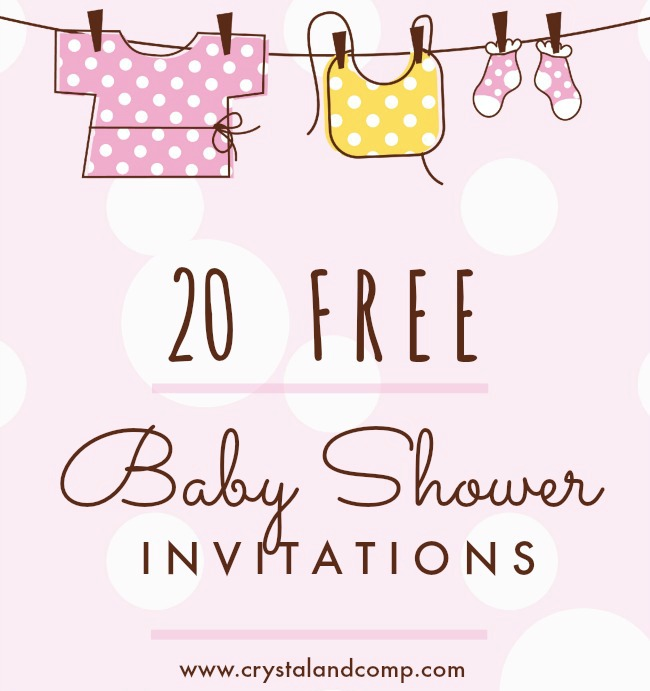 facebook free-printable-baby-shower-invitations