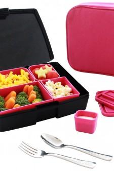 bento lunch box. Black Bedroom Furniture Sets. Home Design Ideas