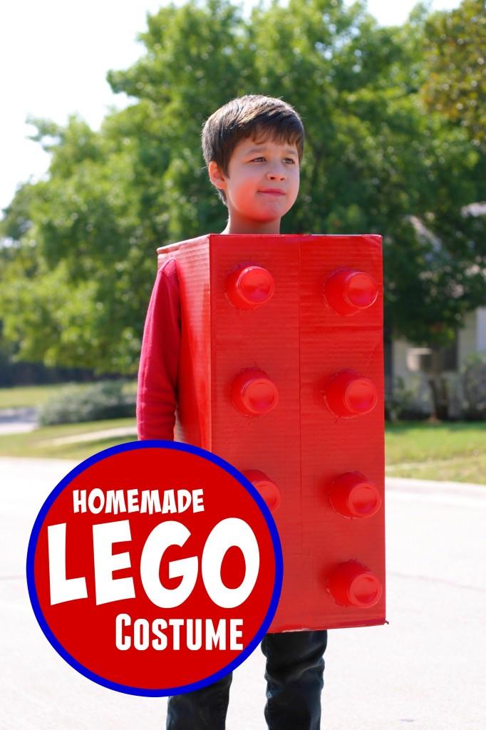 luke lego costume