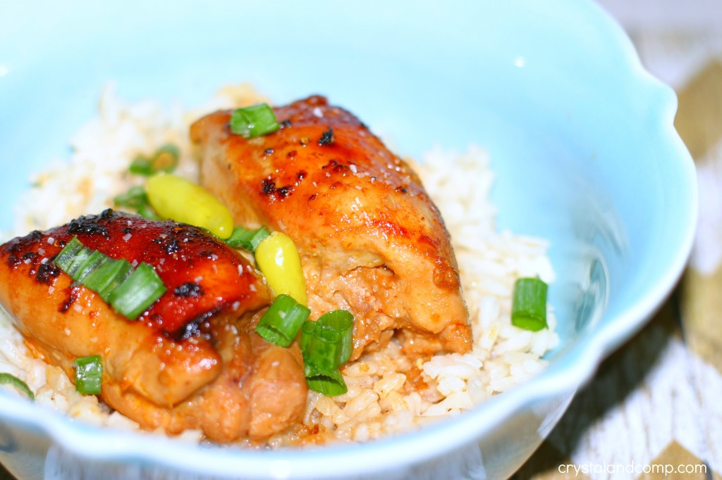 recipes using chicken thighs