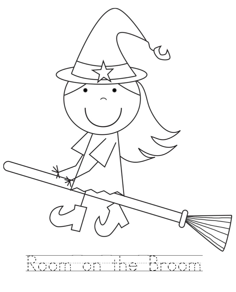 room coloring pages - photo#28