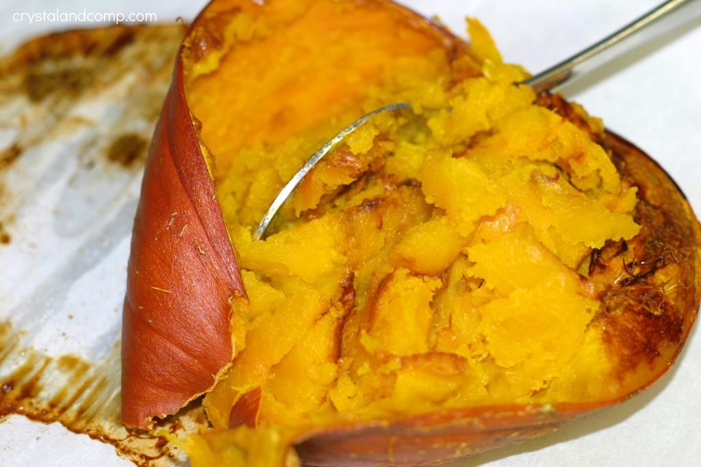 baked pie pumpkin