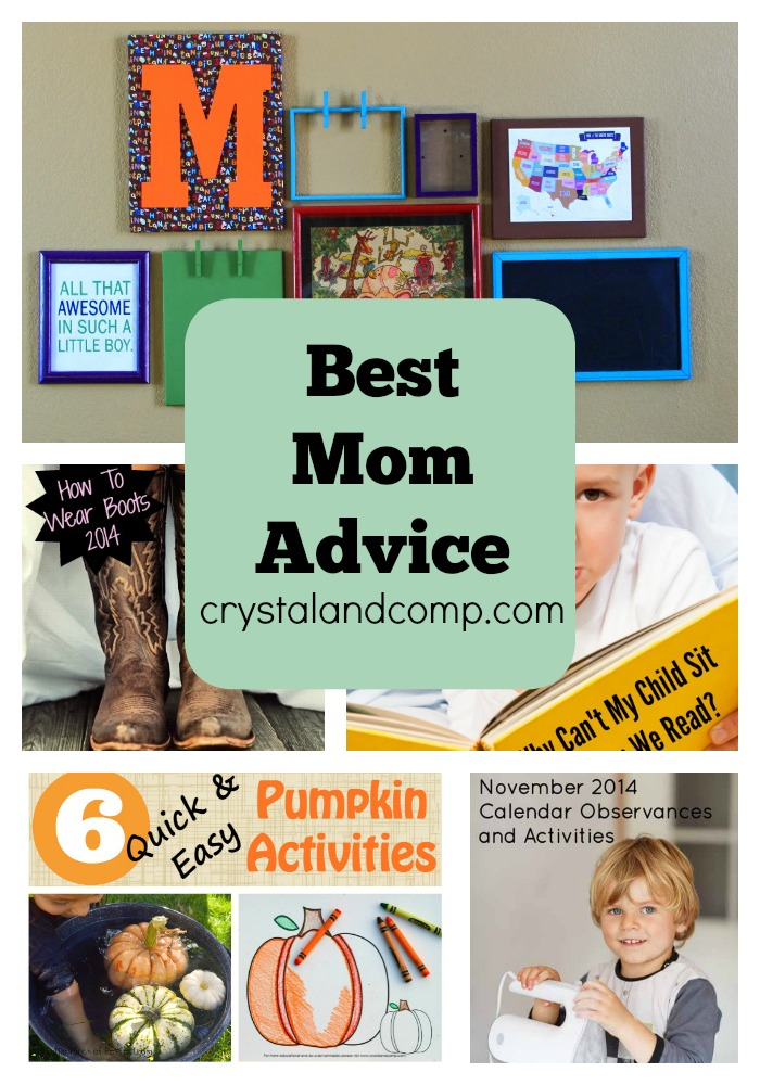 best mom advice 11012014
